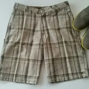 5/$25 O'Neill Plaid and Checkers Shorts